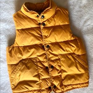 Previously loved GAP toddler coldcontrol PUFF vest
